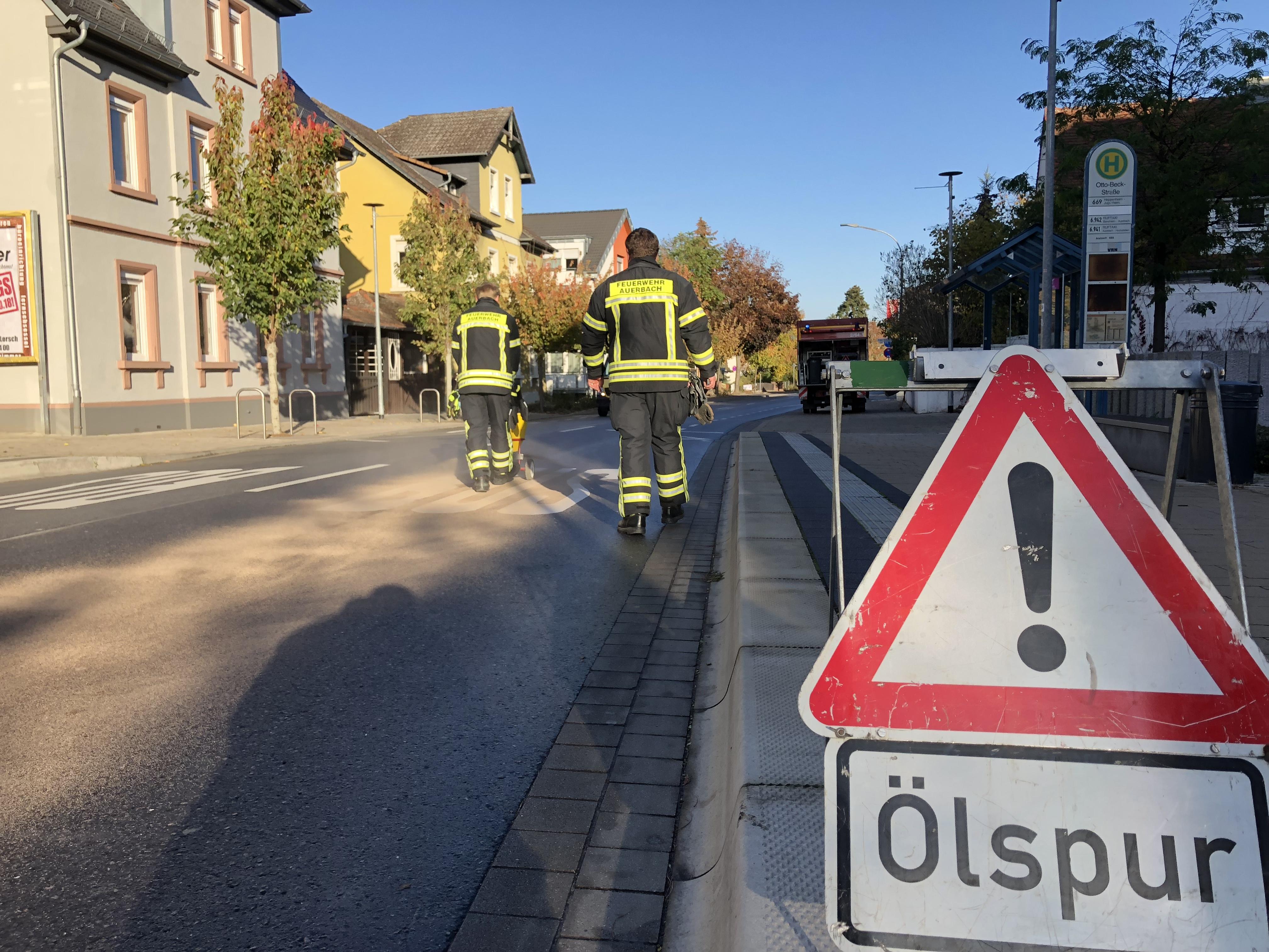 Freiwillige Feuerwehr Auerbach Einsätze